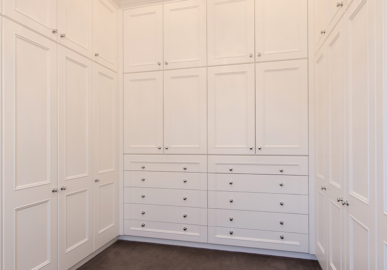 Oxford built-in wardrobes