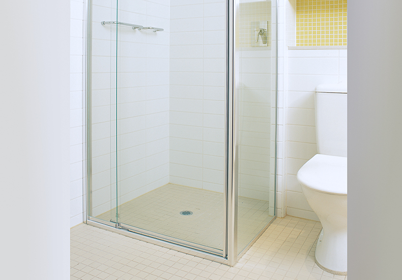 Integrity framed showerscreens
