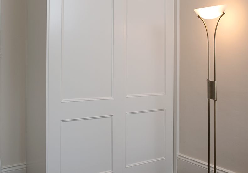 Sommerset built-in wardrobes