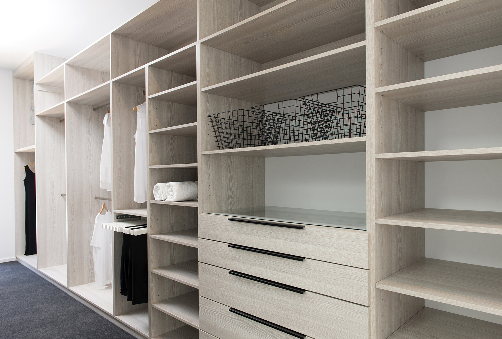 Adelaide Walk In Wardrobes Make The Most Of Your Space Packers